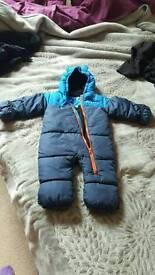 Snowsuit 0-6 Months baby boy