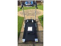 Roger black treadmill/running machine