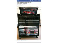 Snap On toolbox decals