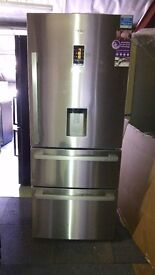 BEKO 3 doors water dispenser American fridge freezer
