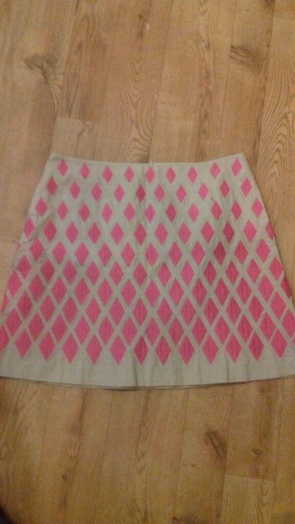 Boden size 14 skirt