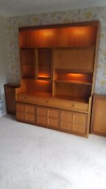 G Plan Nathan Sideboard in teak. In great condition