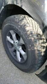 General Grabber Tyres 265 70 R17