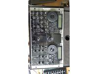 Numark iCDJmix3 CD decks plus flightcase