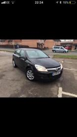 Vauxhall Astra 1.8 (Automatic)