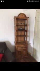Handmade Pine Cabinet