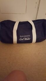 Davidoff travel/gym bag its brand new i have 2 for sale