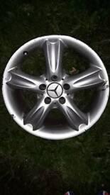 Mercedes CLK 200 2004 Rim