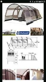 Outwell Arkansas 5 tent