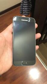 SAMSUNG S7 BLACK 32GB UNLOCKED GOOD CONDITION