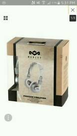 House of Marley headphones. . New in box