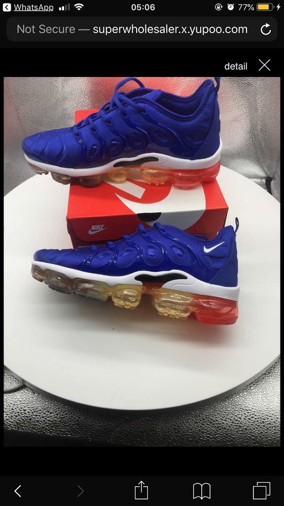wholesale dealer d84e7 40ee2 Nike VaporMax Plus | in Birmingham City Centre, West Midlands | Gumtree