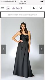 Brand New Bridesmaid Dress- Plum colour
