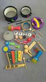 Percussion instruments for kids