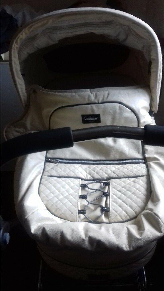 pram with toddler seat 200