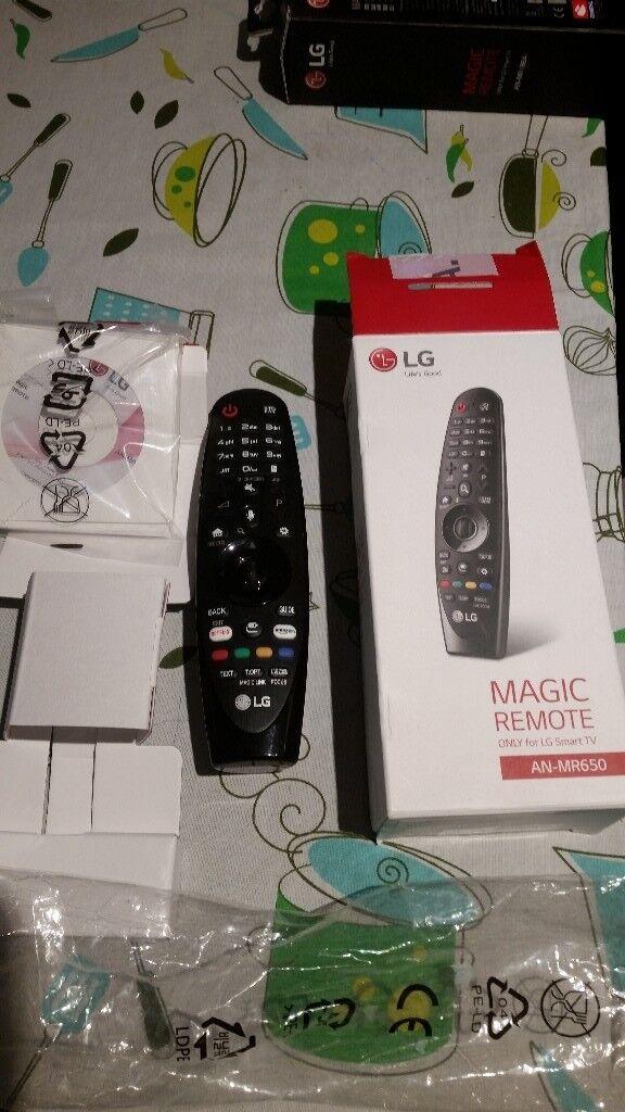 Magic Remote For Lg Tv In Romford London Gumtree