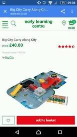 Elc big city carry along city