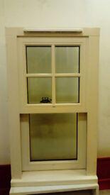 Ex display Tilt and Slide Sash double glazed window for sale