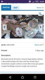 Bootsale job lot