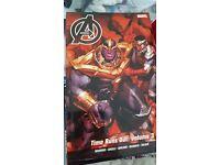 Avengers time runs out vol 3