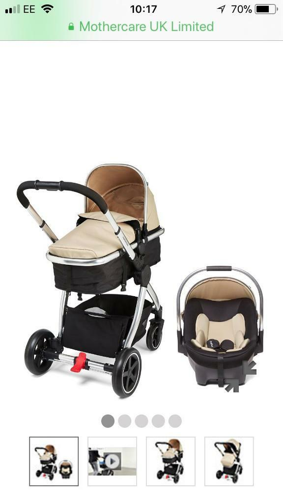 Mothercare journey full travel system. Great condition !!