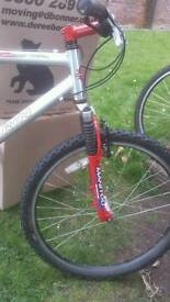 Marin pallisades mountain bike
