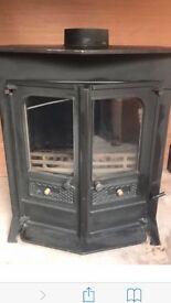 Charnwood wood burner