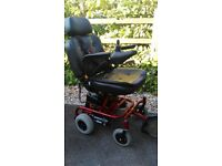 SHOPRIDER ELECTRIC WHEELCHAIR ( new batteries in June ) FITS IN A CAR EASILY. CAN DELIVER IN 10 MILE