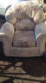 2x chair