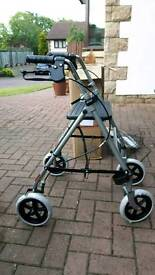 Rollator Walker Walking Frame