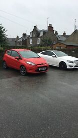 Ford Fiesta 1.25, 2009. 49,700 miles with full service history.