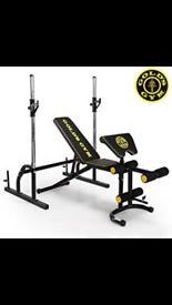 Golds Gym Gear