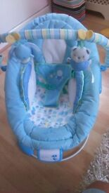 MOTHERCARE BABY BOUNCER *EXCELLENT CONDITION**
