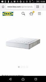 Ikea hokkasen double mattress