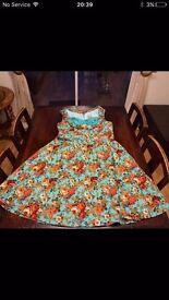 Lindy Bop dress (size 16) for sale