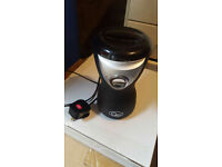 Quest Coffee/ Spice Grinder, Black