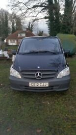 Merz vito lwb 2012...£6900 ONO open to sensible offers