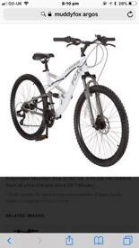 Muddyfox men's mountain bike