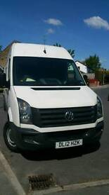 Volkswagen Crafter 2012 LWB VW CRAFTER