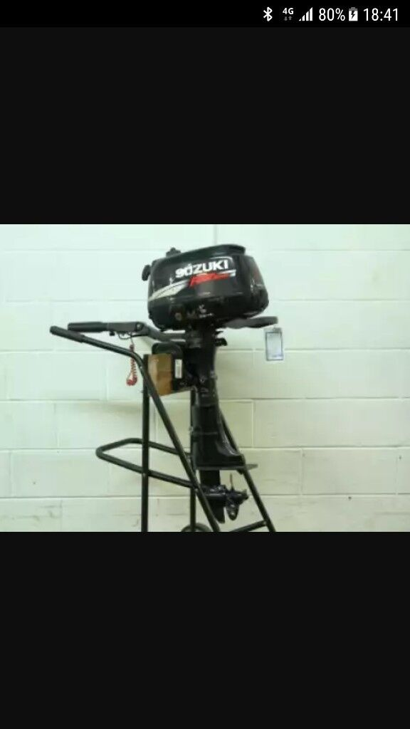 Outboard engines wanted