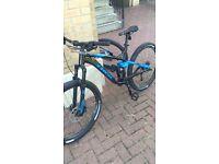 Trek full suspension mountain bike brand new
