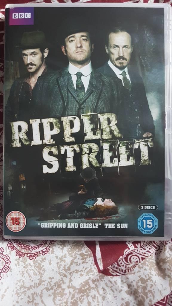 Ripper Street DVD Season one