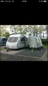 Coachman amara fixed bed 4 berth