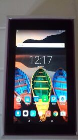 Lenovo tab 3 7inch tablet.