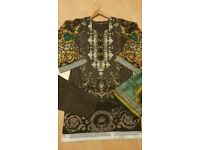 Pakistani suits clothing