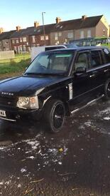 Lovely Range Rover vogue autobiography