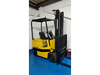 Jungheinrich EFG18 - Electric Forklift Truck. Buy or Hire. Other trucks in stock, get in contact!