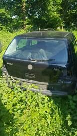 VW GOLF REAR BOOT