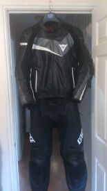 Dainese 2 peice leathers
