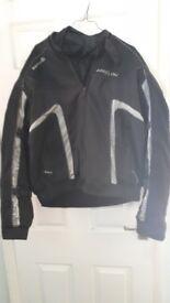 Motorbike jacket size xxl